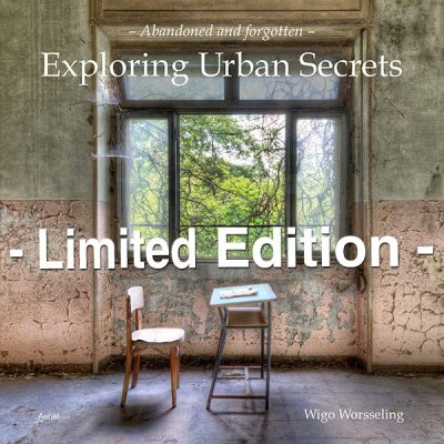 Frontcover Exploring Urban Secrets Limited Edition 600x600